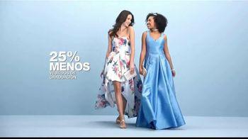 Macy's Venta de 48 Horas TV Spot, 'Vestidos de graduación' [Spanish] - Thumbnail 5