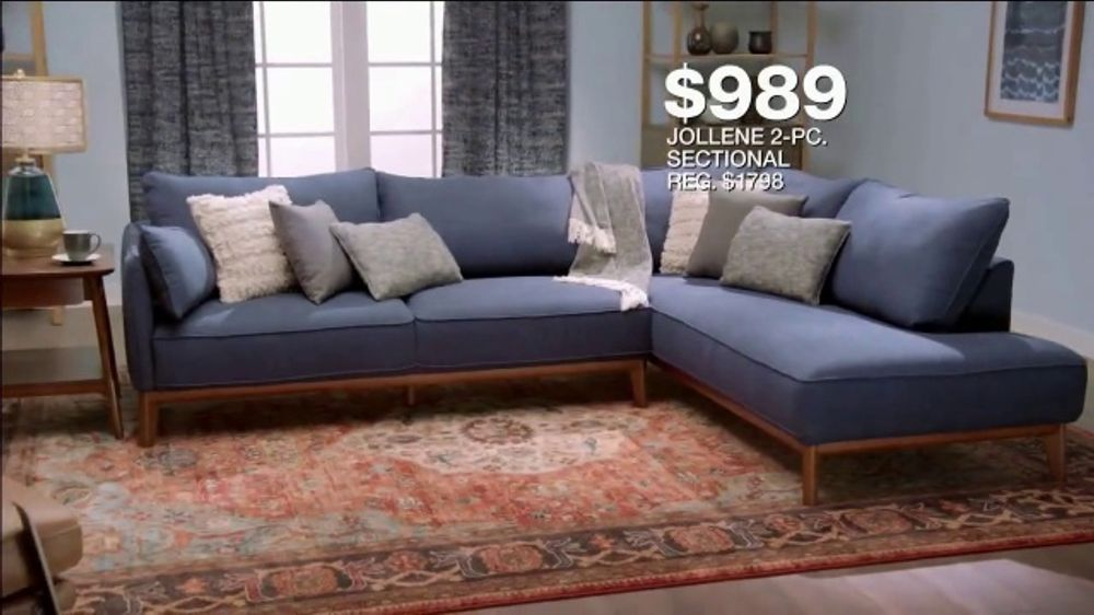 Macys Lift Top Coffee Table.Macy S Tv Commercial Refresh Your Home Sectionals Beds And Dining Sets Video