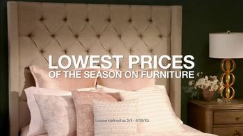Macy's TV Spot, 'Refresh Your Home: Sectionals, Beds and Dining Sets' - Thumbnail 2