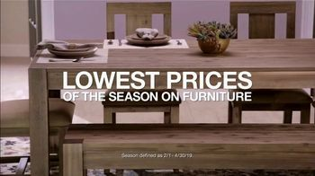 Macy's TV Spot, 'Refresh Your Home: Sectionals, Beds and Dining Sets'