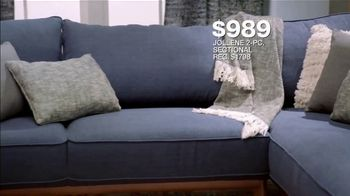 Macy's TV Spot, 'Refresh Your Home: Sectionals, Beds and Dining Sets' - Thumbnail 5