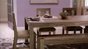 Macy's TV Spot, 'Refresh Your Home: Sectionals, Beds and Dining Sets' - Thumbnail 8