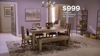 Macy's TV Spot, 'Refresh Your Home: Sectionals, Beds and Dining Sets' - Thumbnail 9