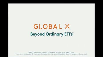 Global X Funds TV Spot, 'Thematic Growth ETFs' - Thumbnail 8