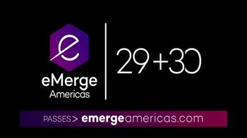 Emerge Americas TV Spot, '2019 Miami: Connecting the Americas' - Thumbnail 9