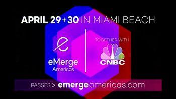Emerge Americas TV Spot, '2019 Miami: Connecting the Americas' - Thumbnail 2