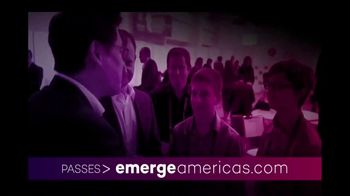 Emerge Americas TV Spot, '2019 Miami: Connecting the Americas' - Thumbnail 4