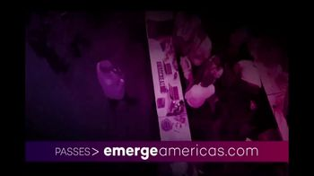 Emerge Americas TV Spot, '2019 Miami: Connecting the Americas' - Thumbnail 5