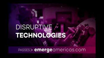 Emerge Americas TV Spot, '2019 Miami: Connecting the Americas' - Thumbnail 6
