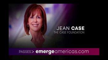 Emerge Americas TV Spot, '2019 Miami: Connecting the Americas' - Thumbnail 7