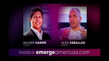 Emerge Americas TV Spot, '2019 Miami: Connecting the Americas' - Thumbnail 8