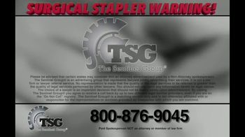 The Sentinel Group TV Spot, 'Surgical Staples' - Thumbnail 5