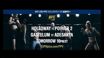 UFC 236 TV Spot, 'Holloway vs. Poirier 2' - Thumbnail 10