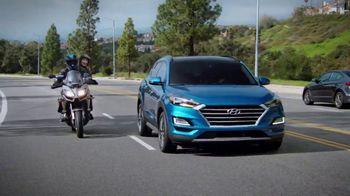 2019 Hyundai Tucson TV Spot, 'Make Blind-Spots Less Blind' [T2]