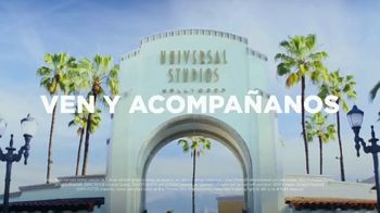 Universal Studios Hollywood TV Spot, 'Ven y acompáñanos' [Spanish] - Thumbnail 8