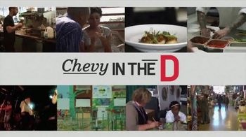 Chevrolet TV Spot, 'In the D: Food Bowls' [T2] - Thumbnail 2