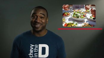 Chevrolet TV Spot, 'In the D: Food Bowls' [T2] - Thumbnail 7