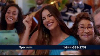 Spectrum Internet TV Spot, 'Así de rápido' con Gaby Espino [Spanish] - 71 commercial airings