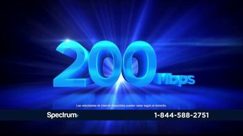 Spectrum Internet TV Spot, 'Así de rápido' con Gaby Espino [Spanish] - Thumbnail 5