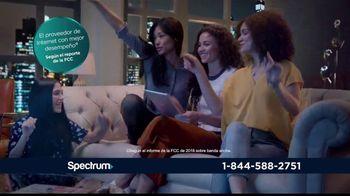 Spectrum Internet TV Spot, 'Así de rápido' con Gaby Espino [Spanish] - Thumbnail 6