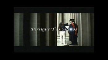 La Fundación para una Vida Mejor TV Spot, 'Persigue tus sueños' [Spanish]