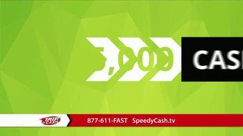 Speedy Cash TV Spot, 'No Title Needed' - Thumbnail 5
