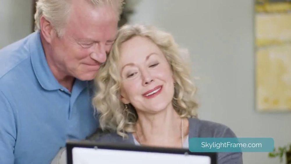 Skylight Frame TV Commercial, 'Grandson'
