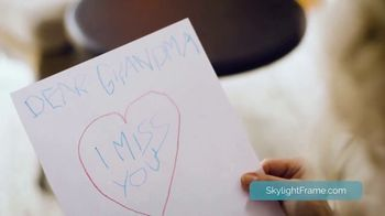 Skylight Frame TV Spot, 'Grandson'