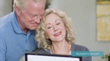 Skylight Frame TV Spot, 'Grandson'