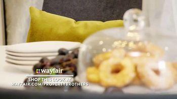 Wayfair TV Spot, 'Property Brothers: Mixing Distinctive Pieces' - Thumbnail 10
