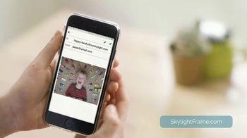 Skylight Frame TV Spot, 'Mother's Day' - Thumbnail 6