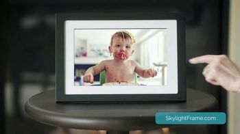 Skylight Frame TV Spot, 'Mother's Day' - Thumbnail 8