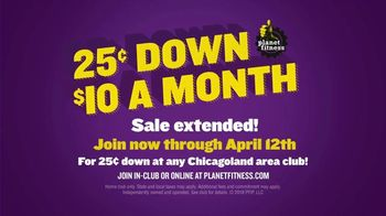 Planet Fitness TV Spot, 'Find Your Happy Pace: Sale Extended' - Thumbnail 10