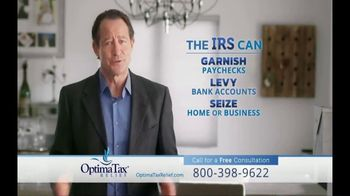 Optima Tax Relief TV Spot, 'Fresh Start Initiative: You Need the Best' - 260 commercial airings