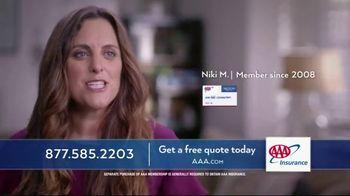 AAA Auto Insurance TV Spot, 'Niki' - Thumbnail 4