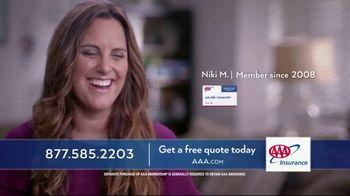 AAA Auto Insurance TV Spot, 'Niki' - Thumbnail 5