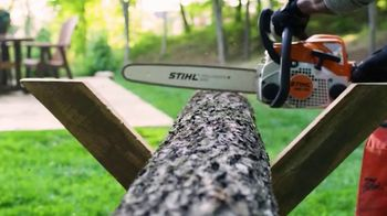 STIHL TV Spot, 'Free Six-Pack of Oil' - Thumbnail 1