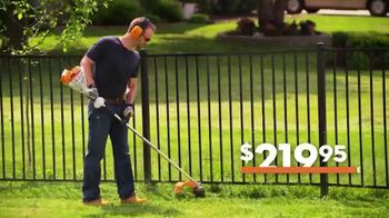 STIHL TV Spot, 'Free Six-Pack of Oil' - Thumbnail 3