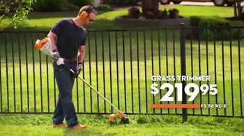 STIHL TV Spot, 'Free Six-Pack of Oil'
