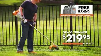 STIHL TV Spot, 'Free Six-Pack of Oil' - Thumbnail 5