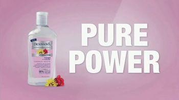 Dickinson's Enhanced Witch Hazel Hydrating Toner TV Spot, 'Pure You' - Thumbnail 7