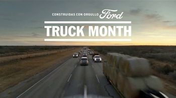Ford Truck Month TV Spot, 'Dinero bien invertido' canción de The Score [Spanish] [T2] - Thumbnail 6