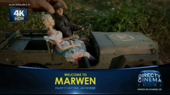 DIRECTV Cinema TV Spot, 'Welcome to Marwen' - Thumbnail 3
