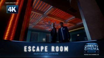 DIRECTV Cinema TV Spot, 'Escape Room' - Thumbnail 2