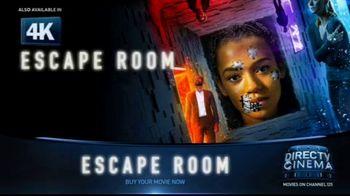 DIRECTV Cinema TV Spot, 'Escape Room' - Thumbnail 5