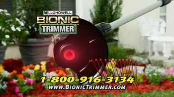 Bell + Howell Bionic Trimmer TV Spot, 'Powerful and Portable' - Thumbnail 9