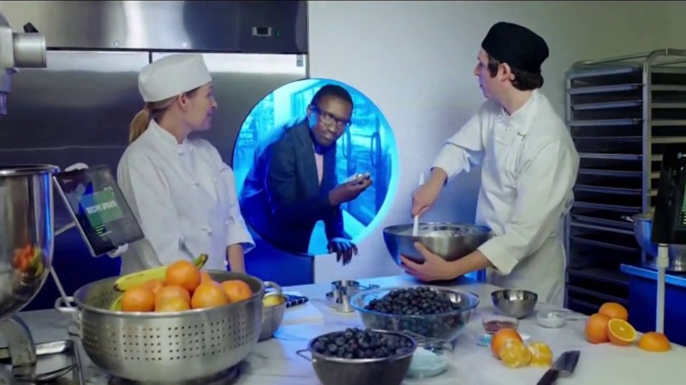 AT&T Business Edge-to-Edge Intelligence TV Commercial, 'Gelato'