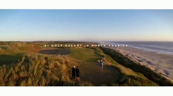 Bandon Dunes Golf Resort TV Spot, '85 Holes of Pure Links Golf' - Thumbnail 5