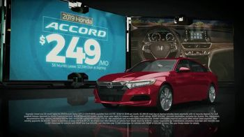 Honda Dream Garage Spring Event TV Spot, 'Accord' [T2] - Thumbnail 4