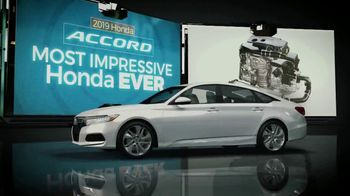 Honda Dream Garage Spring Event TV Spot, 'Accord' [T2] - Thumbnail 6